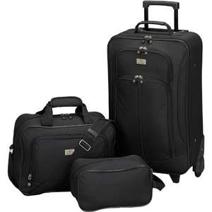 Piece Rolling Carry On Luggage Value Set