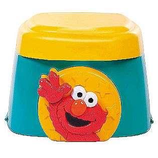 Elmo Potty Chair  Sesame Street Baby Diapering Potty Training
