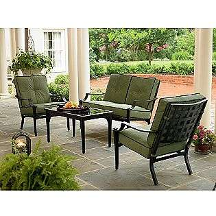 Casual Living Patio Furniture : Jaclyn Smith Today Outdoor Living Patio  Furniture Casual ...