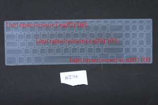 Keyboard Cover Skin protector DELL Inspiron 15R / N5110 series