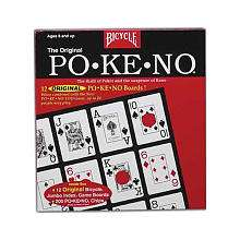 The Original Po Ke No Board Game   US Playing Card Co