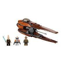 LEGO Star Wars Geonosian Starfighter (7959)   LEGO
