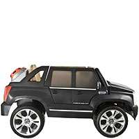 Power Wheels Fisher Price Cadillac Hybrid Escalade EXT   Black