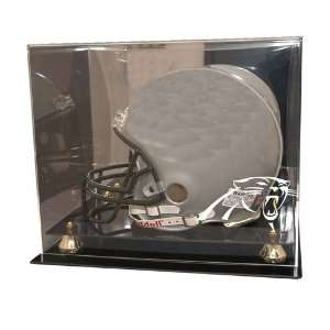 Panthers NFL Full Size Football Helmet Display Case