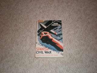 Concise History of the Spanish Civil War Paul Preston 9788499082820