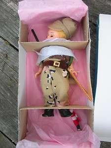 Madame Alexander Welcome Home Doll Desert Storm Doll   1991 NIB