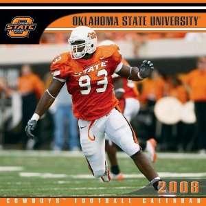Oklahoma State Cowboys 2008 Team Calendar: Sports