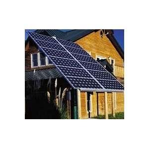 Small Cabin DC Power Solar Kit (100% Organic Cotton