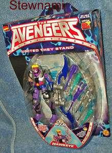 Marvel Comics The Avengers HAWKEYE Action Figure Toybiz