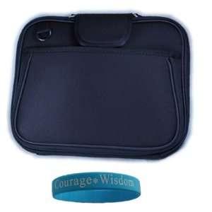 Black 10.2 inch Memory Foam Case for HP Mini 1000 HP 2140 Mini