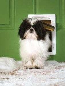 PETSAFE EXTREME WEATHER DOG CAT DOOR SMALL DOG DOOR
