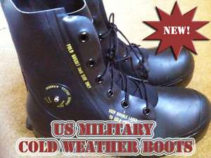 Military Army Mickey Mouse Cold Weather Combat Boots