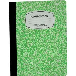 Book Wide Ruled 100 Sheets Case Pack 48   717317 Electronics