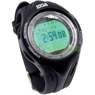 Pyle PHRM30 Advance Heart Rate Watch w/ Running/Walking Sensor