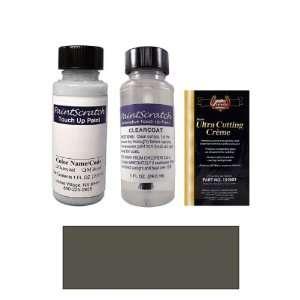 Oz. Black (wheel matt) Paint Bottle Kit for 2012 Jeep Wrangler (RXF