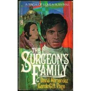 The Surgeons Family David Hernandez, Carole Gift Page 9780842366830