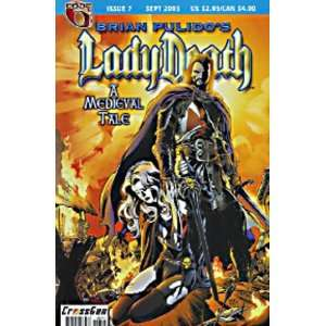 Lady Death: A Medieval Tale (Brian Pulidos), Edition