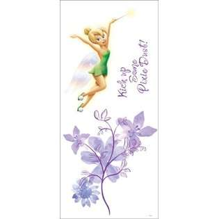 Wallcoverings 31720490WM Disney Fairies Self Stick Giant Wall Sticker