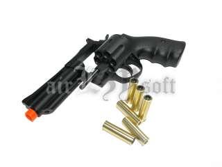 HFC 4 inch Gas Revolver METAL Pistol Gun .357 MAGNUM