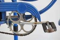 Vintage 1949 Schwinn D 62 Ladies Bicycle 19 Bike Blue Middleweight
