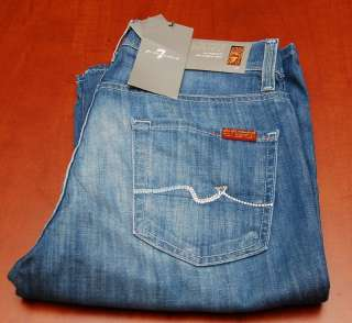 WOMENS 7 FOR ALL MANKIND JEANS 7 JEANS BOOT CUT SZ 24 25