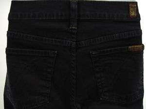 FOR ALL MANKIND Dark Blue Denim Jeans Pants Sz 24