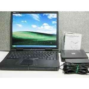 Dell CPt 500MHZ INTEL 256MB CDROM XP LAPTOP NOTEBOOK