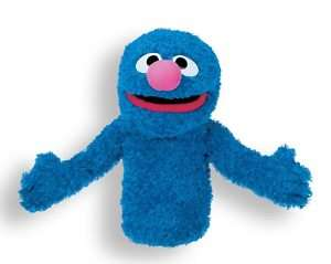 Grover Hand Puppet from Sesame Street made by Gund