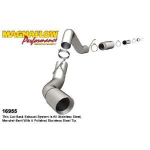 MagnaFlow Performance Exhaust Kits   05 07 Dodge Ram 2500