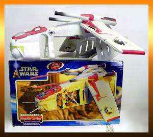 Star Wars REPUBLIC GUNSHIP Attack of the Clones *NEW*