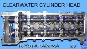 NEW TOYOTA TACOMA 4 RUNNER 2.7 CYLINDER HEAD toy232N