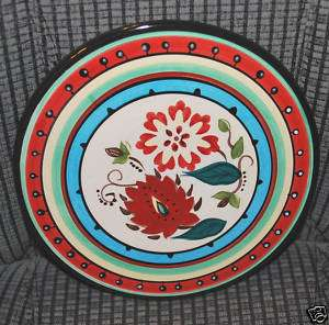 Tabletops Gallery Salima Hand Painted Hot Plate Trivet