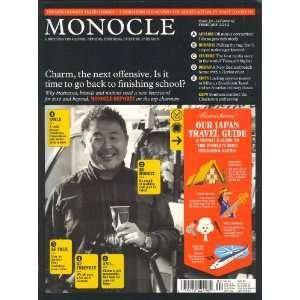 Monocle Magazine February 2012 (Volume 5 # 50) Tyler