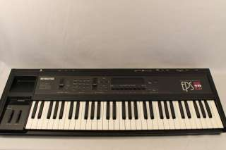 Ensoniq EPS 16 Plus Electronic Keyboard Sampler Music Instrument