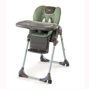 Chicco Polly High Chair (dbl Pad)   Adventure: Baby
