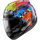 ARAI CORSAIR V CRUTCHLOW MONSTER MOTORCYCLE HELMET