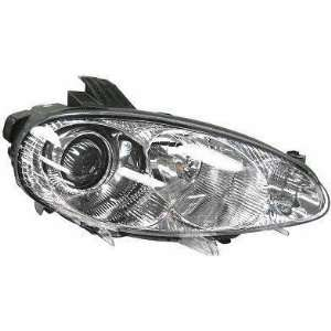 01 04 MAZDA MIATA HEADLIGHT RH (PASSENGER SIDE), Assy, w/o Turbo (2001