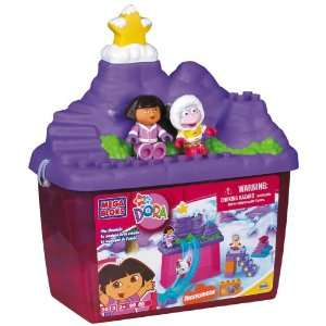 Mega Bloks Dora & Diego Buckets Assortment : Toys & Games :
