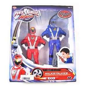 Power Rangers RPM Walkie Talkies Toys & Games