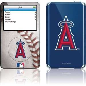 Los Angeles Angels Game Ball skin for iPod 5G (30GB) MP3