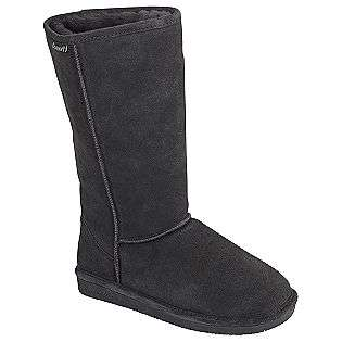 Womens Tall Boot Emma   Charcoal  Bearpaw Shoes Womens Boots
