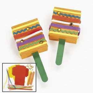 Make Your Own Maracas Craft Kit   Craft Kits & Projects