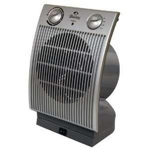 WindChaser WHF73LTO Desktop Oscillating Fan Forced Heater