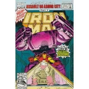 Iron Man (1968 1st Series) # Anl 13 Books