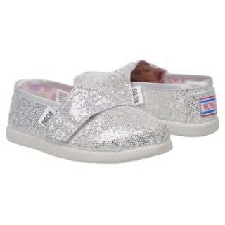 Kids Skechers  Bobs World Tod Silver Shoes