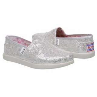 Kids Skechers  Bobs World Pre/Grd Silver Shoes