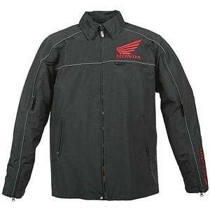 Joe Rocket Honda Red Rider Jacket   2X Large/Black