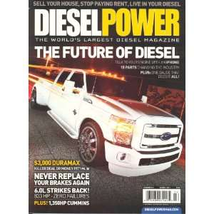 Diesel Power Magazine February 2012 (Volume 8 # 2) David