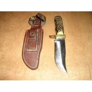 Vintage Schrade Uncle Henry Pro Hunter 171 Knife