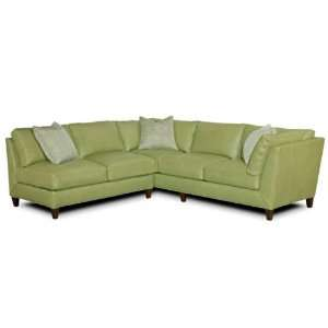 Wiki Leather Sectional: Home & Kitchen